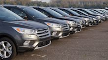 Ford Stock Slump Boosts Its Dividend Yield to 6.9%