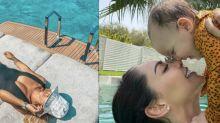 Nabilla, Carla Moreau, Hilona... Les stars de télé-réalité nous font rêver en vacances ! (PHOTOS)