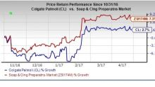 Colgate (CL) Beats on Q1 Earnings, Misses on Revenues
