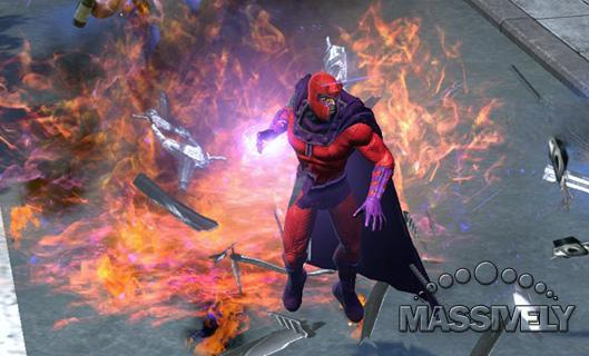 Massively Interview: Marvel Heroes' Magneto makes his mark