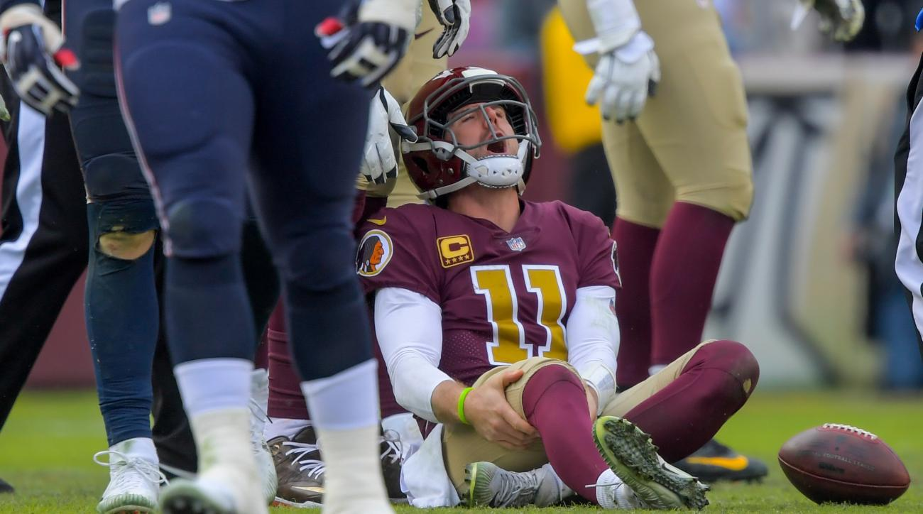 Report: Alex Smith Unlikely to be Healthy for Start of 2019