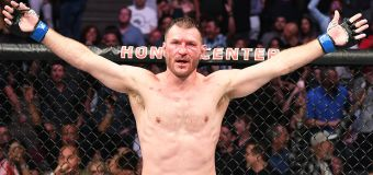 'Comeback of the year': Stipe Miocic stuns Cormier