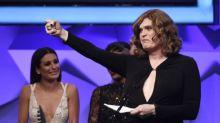 Lilly Wachowskis erster öffentlicher Auftritt nach ihrem Coming-out als Transgender
