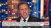 Chris Cuomo loses it on Trump COVID advisor Dr. Atlas: 'What the hell is the matter with this person?'
