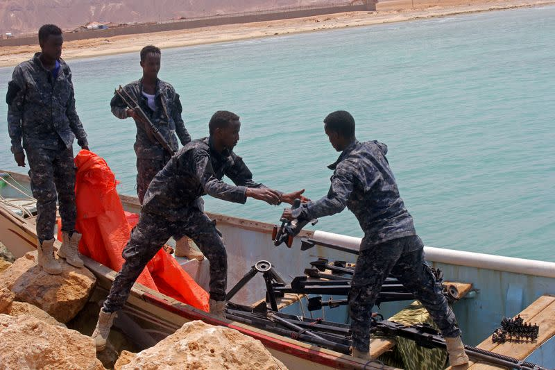 Exclusive: Suspected arms dealers moved millions in Somali money transfers, report says