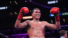 Unbeaten Benavidez defends super middleweight crown