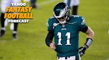 The Wentz trade and offseason moves to look for