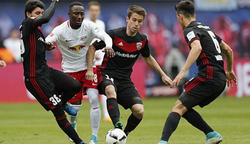 Bundesliga: RBL beißt sich am FCI die Zähne aus