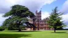 Downton Abbey fans can have Christmas dinner at the castle where the show was filmed