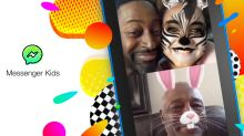 Messenger Kids expands outside the U.S., rolls out 'kindness' features