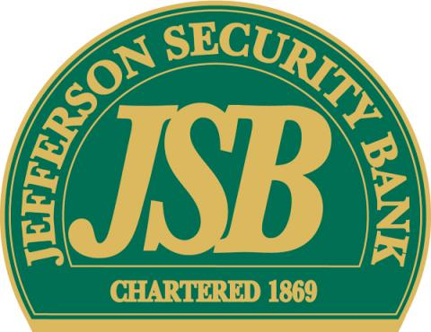 Jefferson Security Bank Reports Second Quarter Earnings