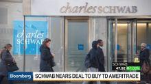 Schwab Nears Deal to Buy TD Ameritrade