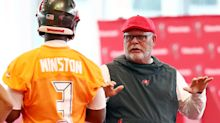 Bruce Arians about moving on from Jameis Winston: 'Have to set the personal aside'