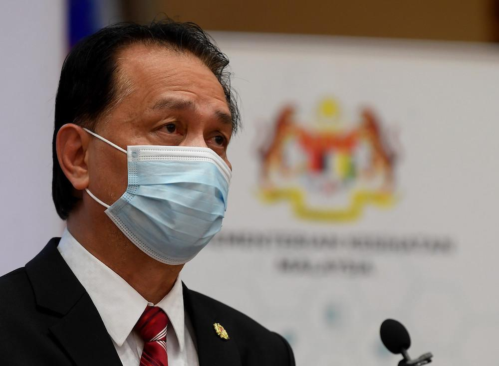 Malaysia's Covid-19 cases above 2,000 for three consecutive days