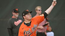 Orioles call up left-handed pitching prospect Keegan Akin