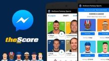 theScore Launches First-Ever Fantasy Sports Game for Facebook's Instant Games