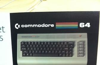 Commodore USA's all new C64 finds a friend in Tron on the road to availability