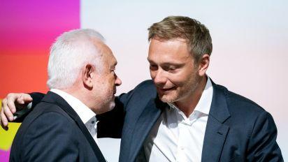 FDP-Chef Christian Lindner stellt sich zur Wiederwahl