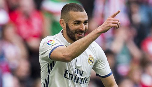 Champions League: Karim Benzema: Die halbe Nummer besser