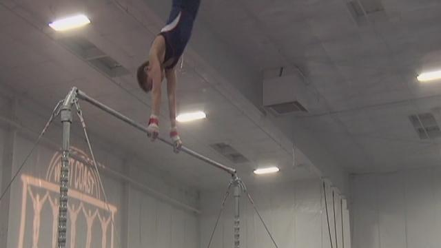 Athletes Learn More Than Just Gymnastics