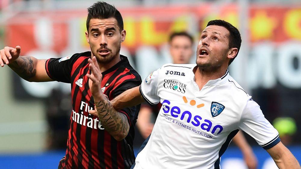 Milan ko con l'Empoli, imprecisione e sfortuna: 29 tiri non bastano