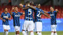 Manita Inter al Benevento: Lukaku, Hakimi, Gagliardini e Lautaro per il 5-2 esterno