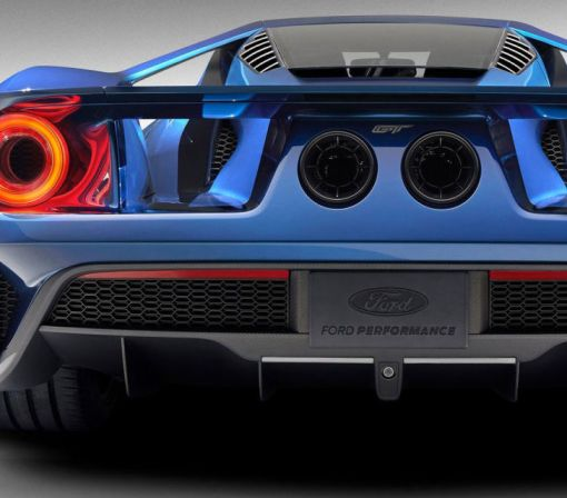 This Is the Joyful Letter You Get When Your 2017 Ford GT Application Is Approved