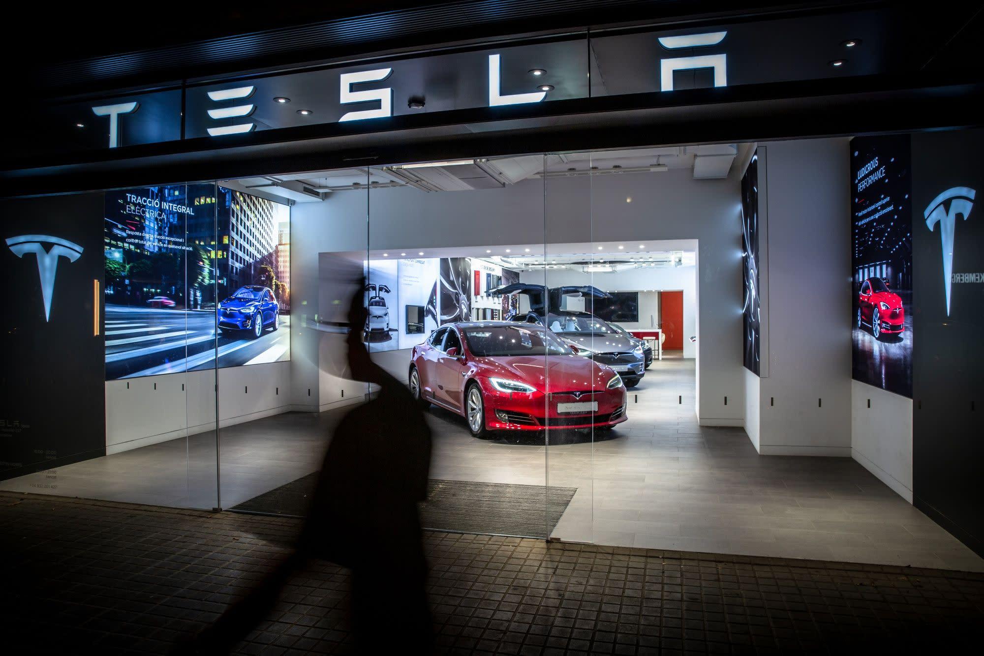 Saudi Fund Sold Almost All of Tesla Holding Last Quarter