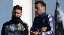 Das sagt Argentinien-Coach über Messi-Verbleib bei Barca
