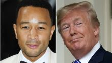 John Legend Comes Up With A Savage New Way To Describe Trump