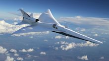 """The shape of booms to come: The physics behind NASA's """"quiet"""" supersonic jet design"""