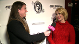 January Jones Talks About Sweetwater Movie and Mad Men at Sundance!
