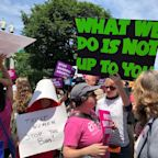 Abortion Rights Activists Rally In All 50 States In Wake Of Restrictive Laws
