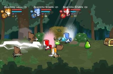 Castle Crashers (XBLA) on sale for $7.50 through May 21