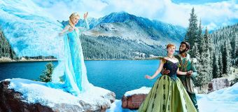 How 'Frozen' has changed from screen to stage