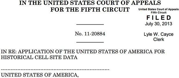 Federal appeals court rules search warrants not needed to seize cellphone records