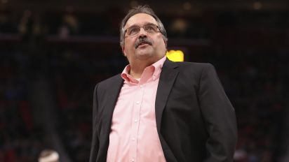 Stan Van Gundy to be Zion's next coach
