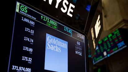 Bank of America, Goldman Sachs to report Wednesday