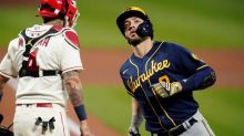 LEADING OFF: NL race down to final day  -  and maybe Monday