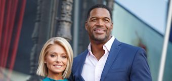 Strahan on tension with Ripa, departing 'Live!'