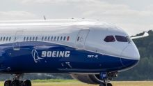 Trade Deficit, Boeing's Q4 Down on Up Pre-Market