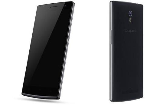 Oppo's Find 7 smartphone poses for glamour shots, two weeks early