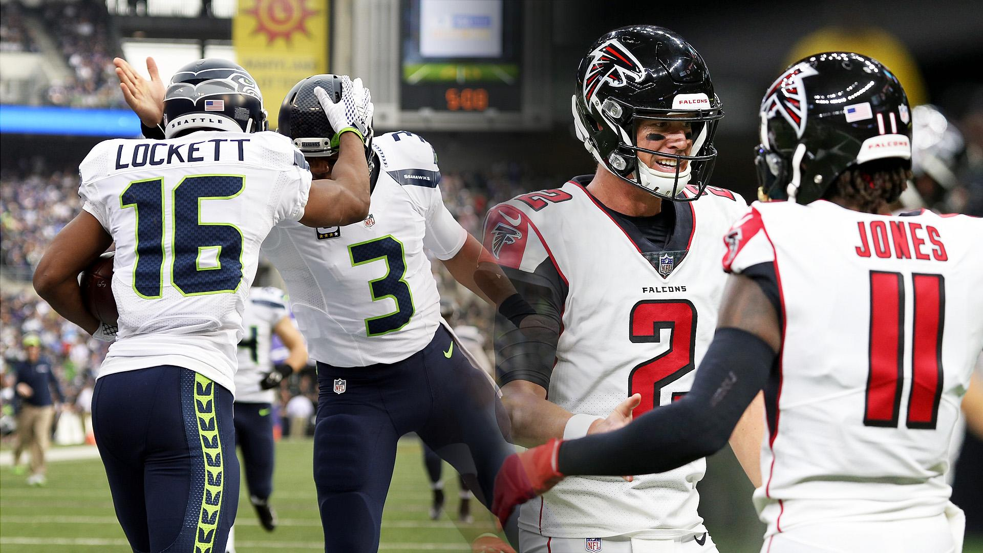 Russell Wilson And Tyler Lockett Stand As Outliers In A