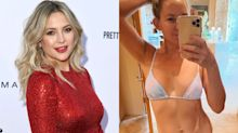 'Hot mama': Kate Hudson flashes abs in $157 bikini that's selling out fast