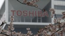 Lack of clarity on Toshiba earnings audit is a problem - Japan finance minister