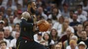 Vegas sets LeBron's over/under at highest ever