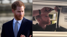 'That Was Quick!' Twitter Users Seem to Have 'Found' Prince Harry's New Job