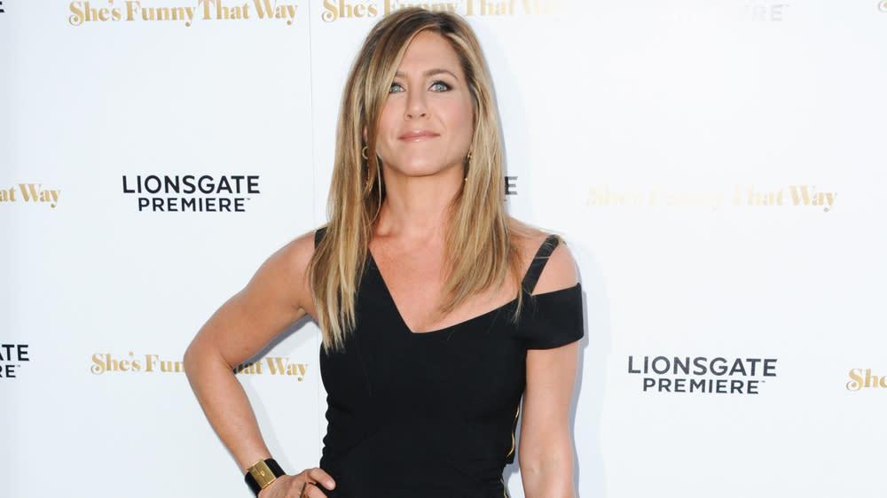 Jennifer Aniston: Wunderschön beim Nackt-Dinner