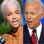 Ilhan Omar Knocks Biden: It's Now 'Very Clear' He's Not The One