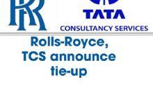 Rolls-Royce, TCS announce tie-up